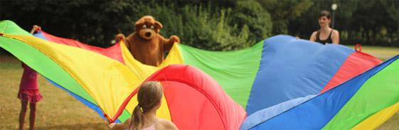 summerride 2014 - Kinderprogramm im Park
