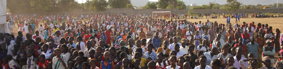 Fest des Friedens in Isiolo