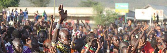 Damit die Kämpfe aufhören – Evangelisation in Lokichoggio