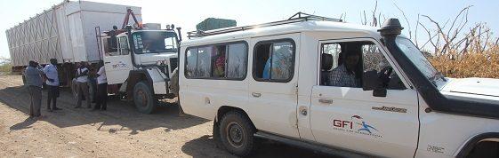 Evangelisation in Lowarengak
